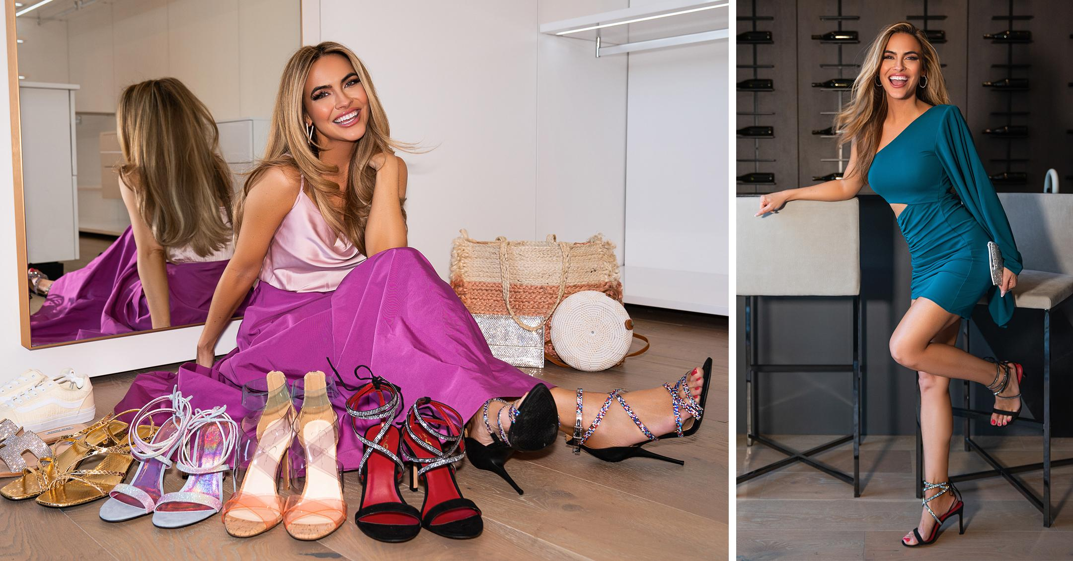 chrishell stause dsw shoes