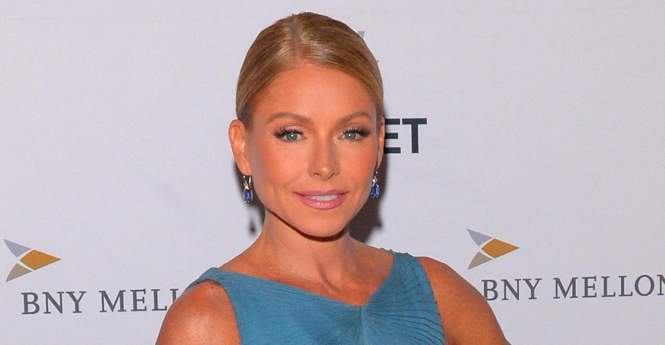 kelly ripa experiences with inequality in the workplace encourages women listen to intuition