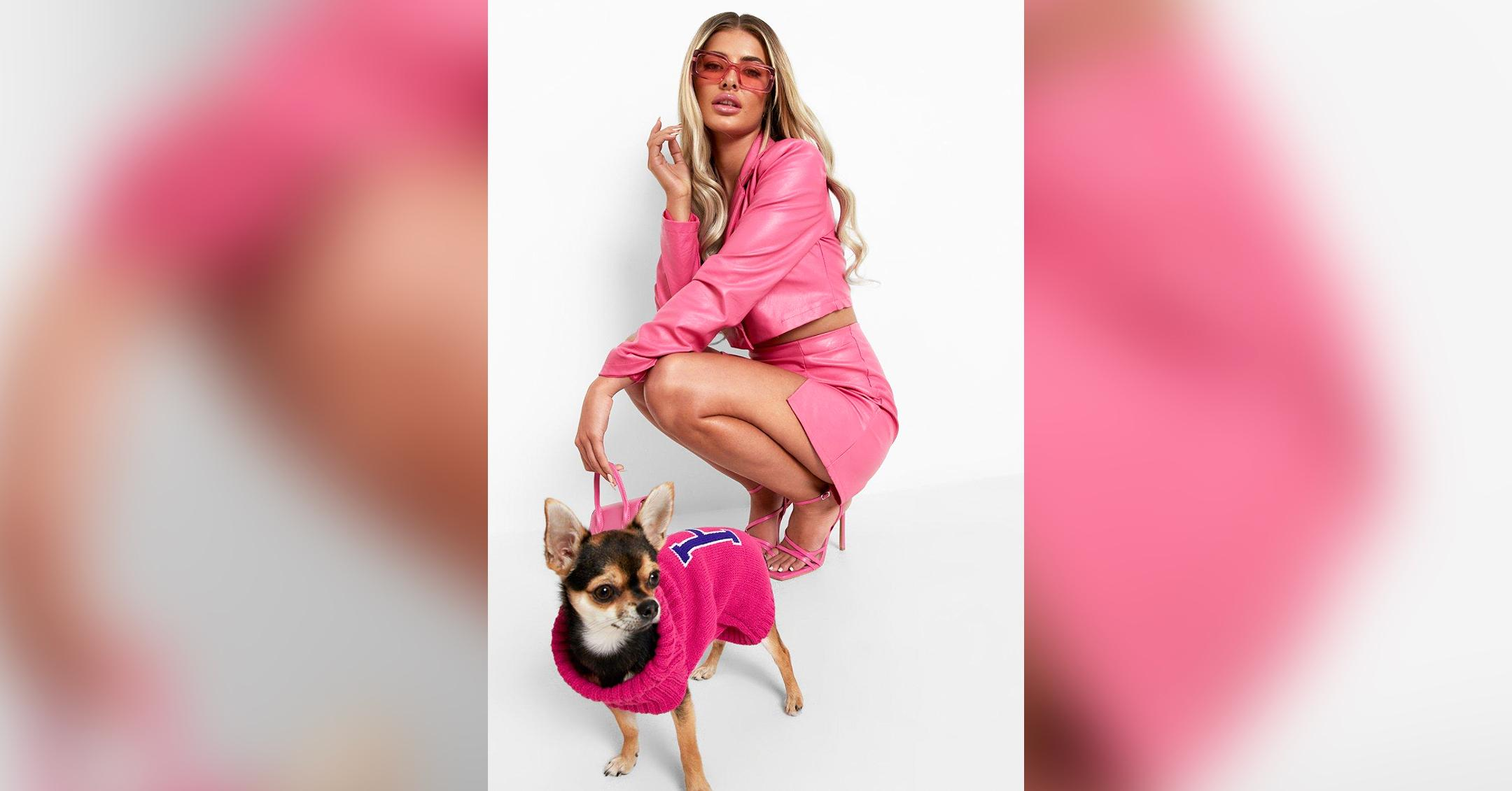 you and pup matching costumes boohoos new collection