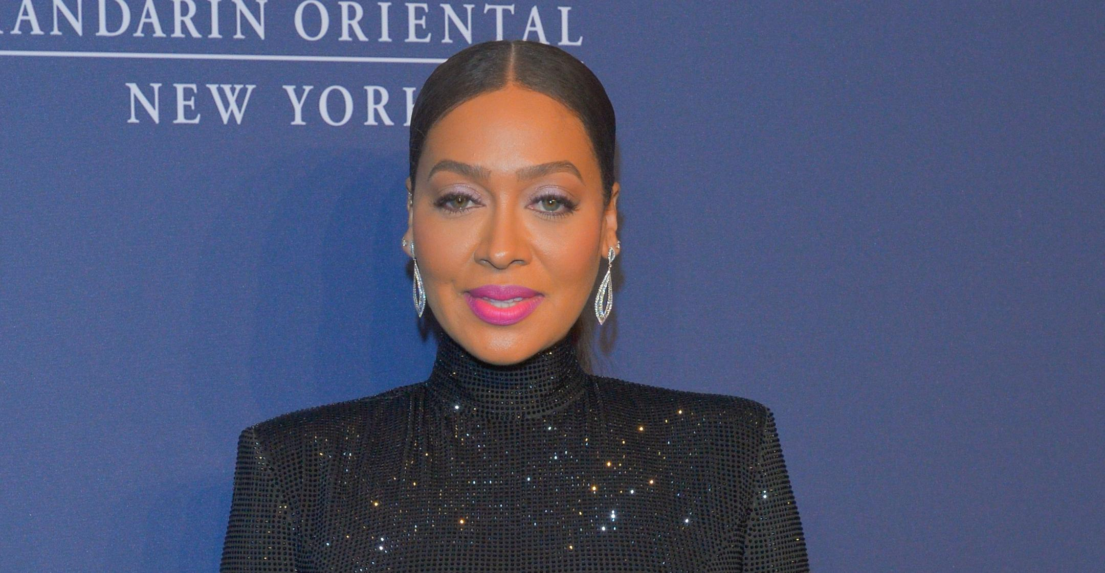 la la anthony listening to music while working out help stay energized