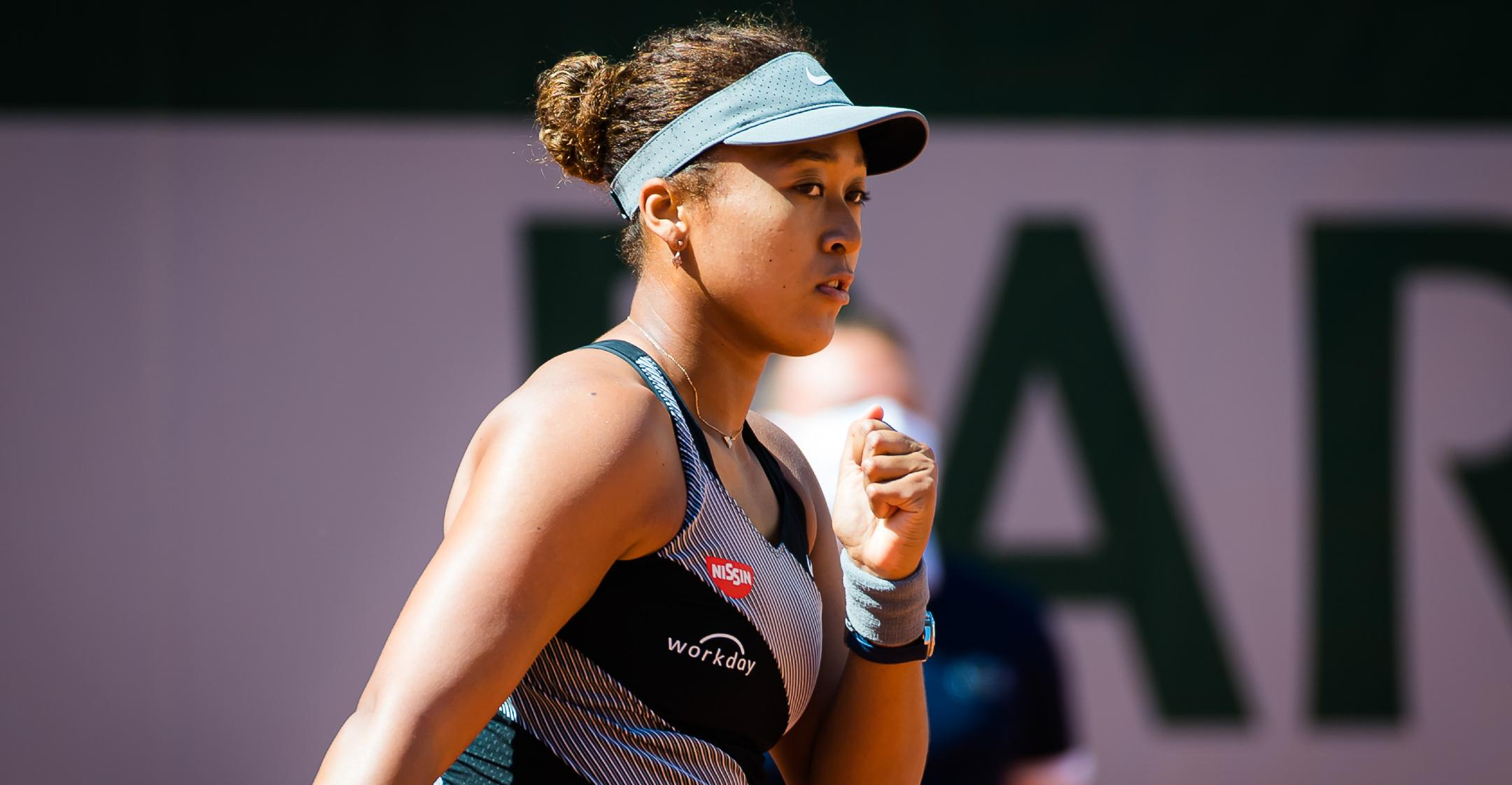 anxiety depression struggles caused naomi osaka to skip press withdrawn from french open