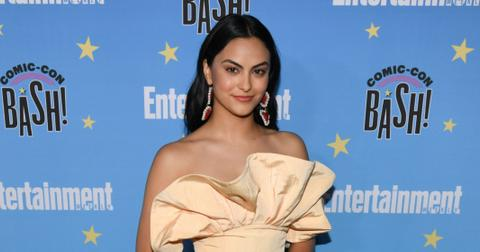 riverdale star camila mendes self care physical mental health