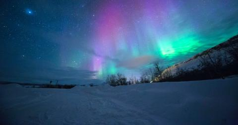 see the northern lights on a budget