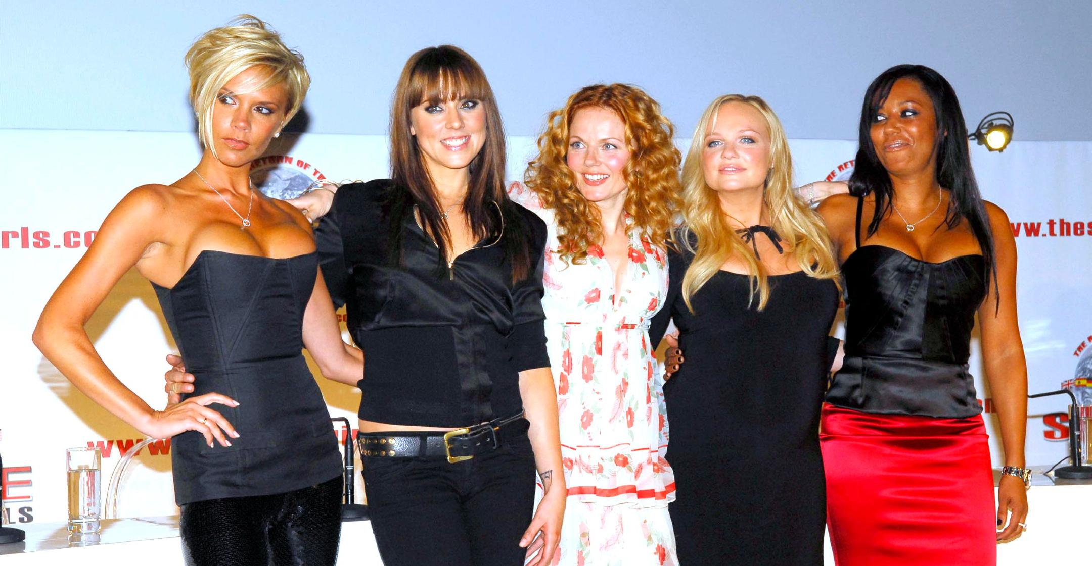 spice girls are debuting unreleased song in honor of bands th anniversary