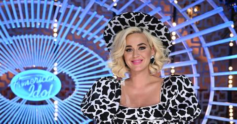 katy perry american idol contestant insecurity