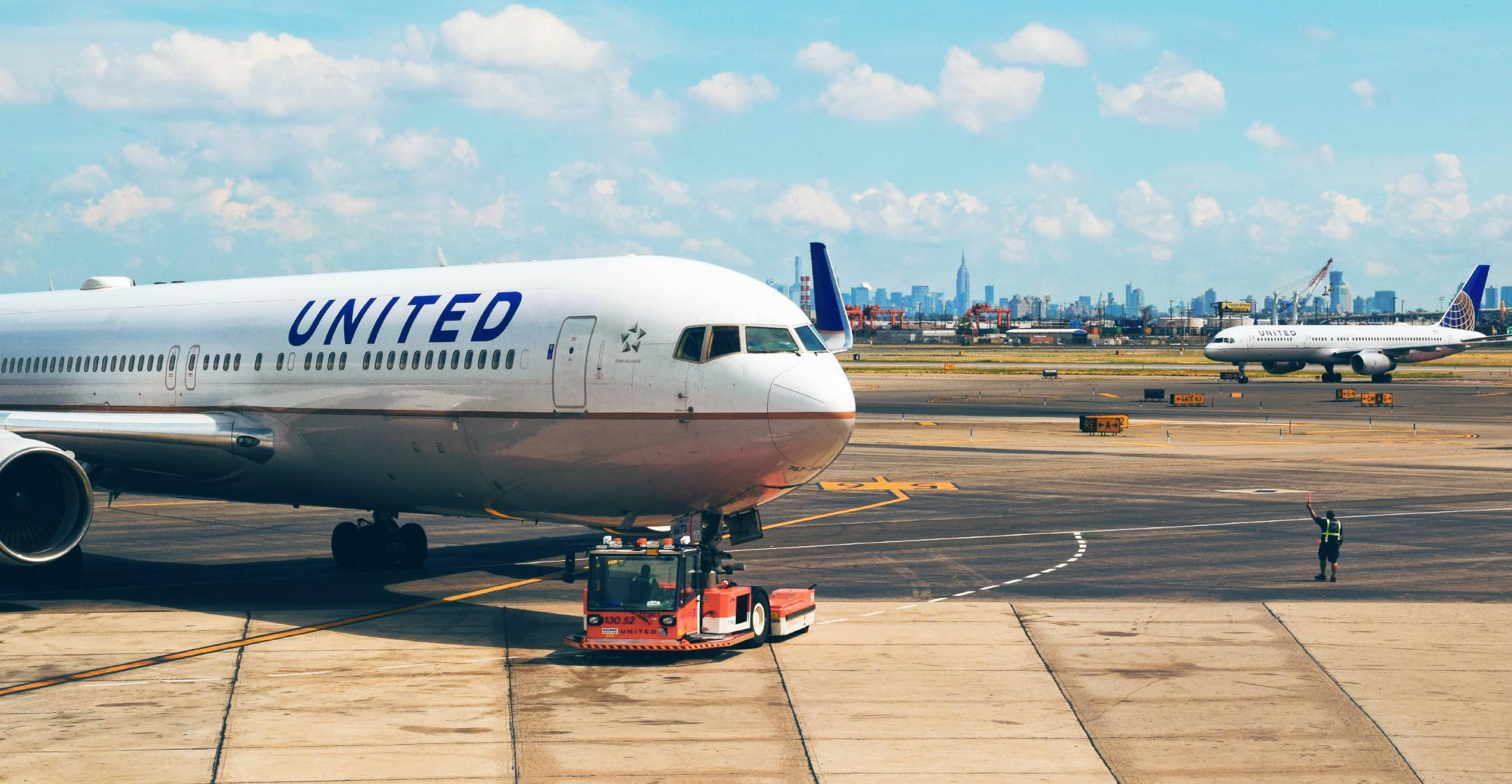 vaccinated members of united airlines loyalty program can win free year travel