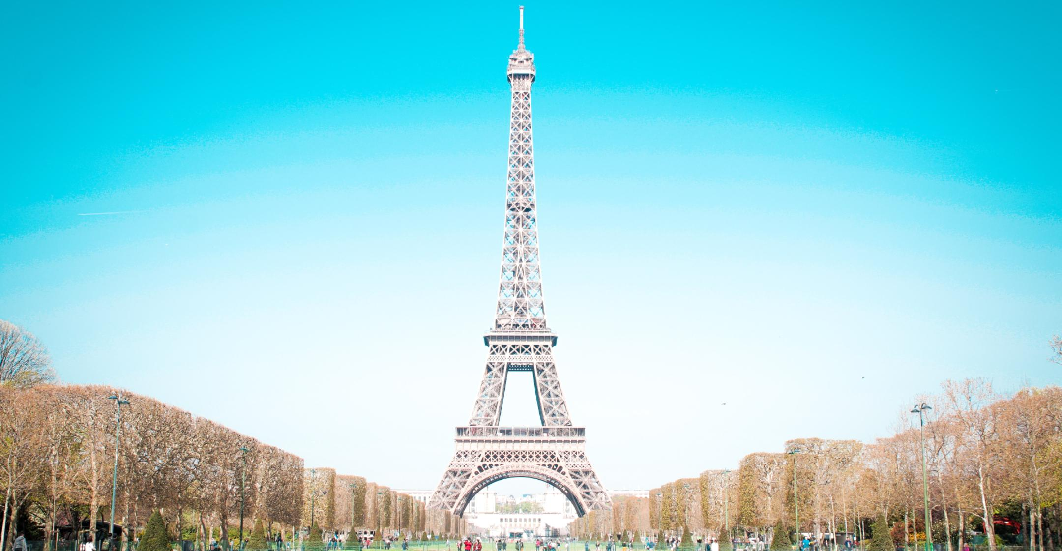 direct flight from nyc area to paris cost under  through budget airline