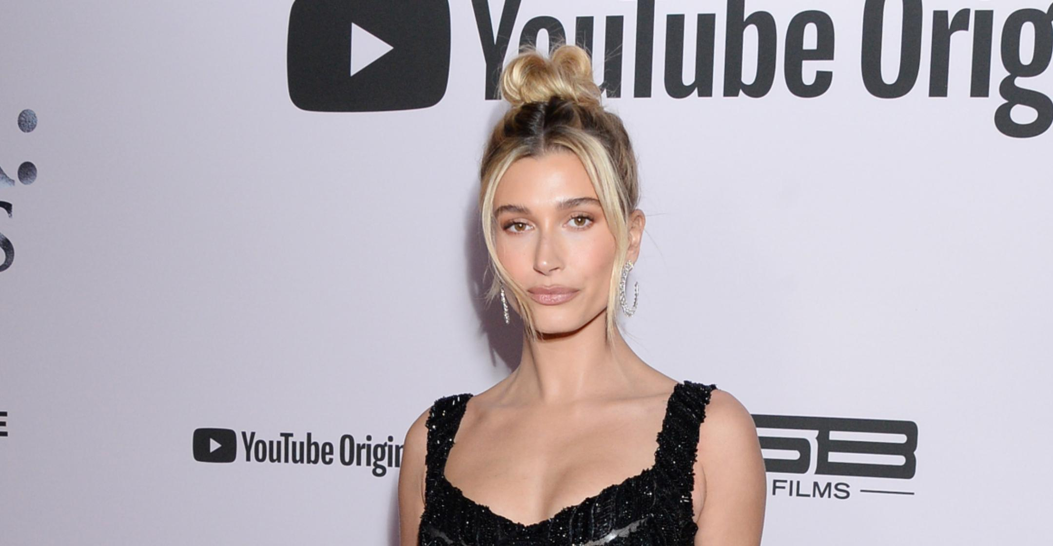 watch hailey biebers glam squad get her ready for red carpet in  minutes