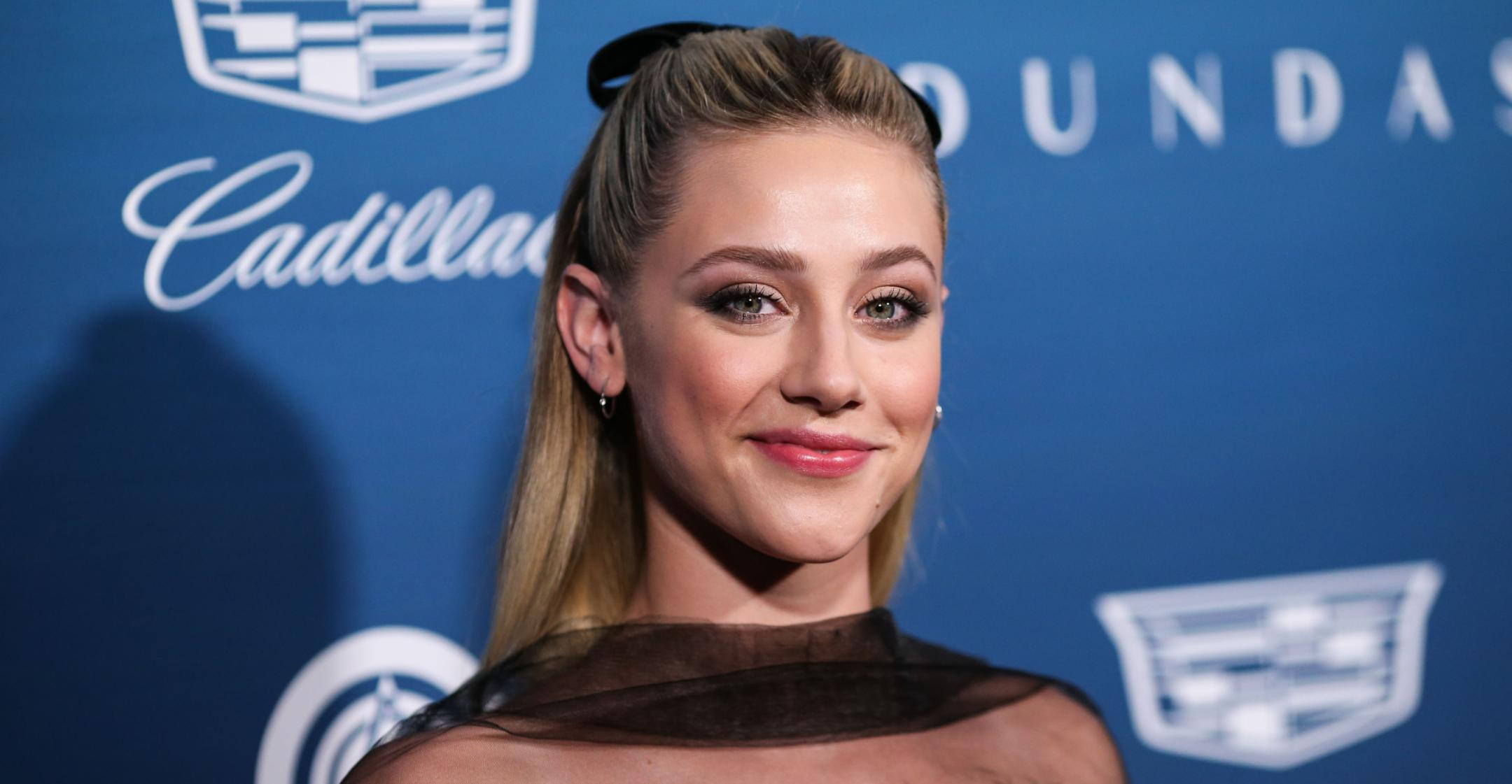 how riverdale star lili reinhart learned to accept her body focus on herself