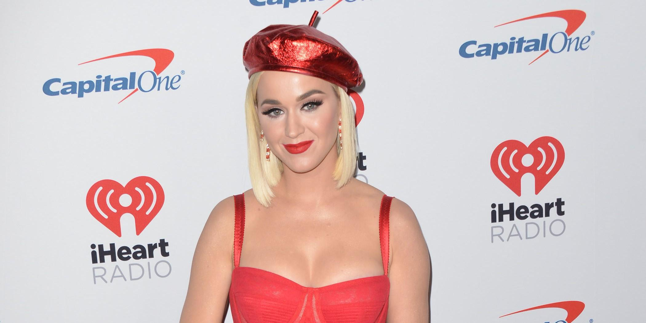Katy Perry Declares 'Women Are The Most Powerful Beings' After Giving Birth To Daughter Daisy