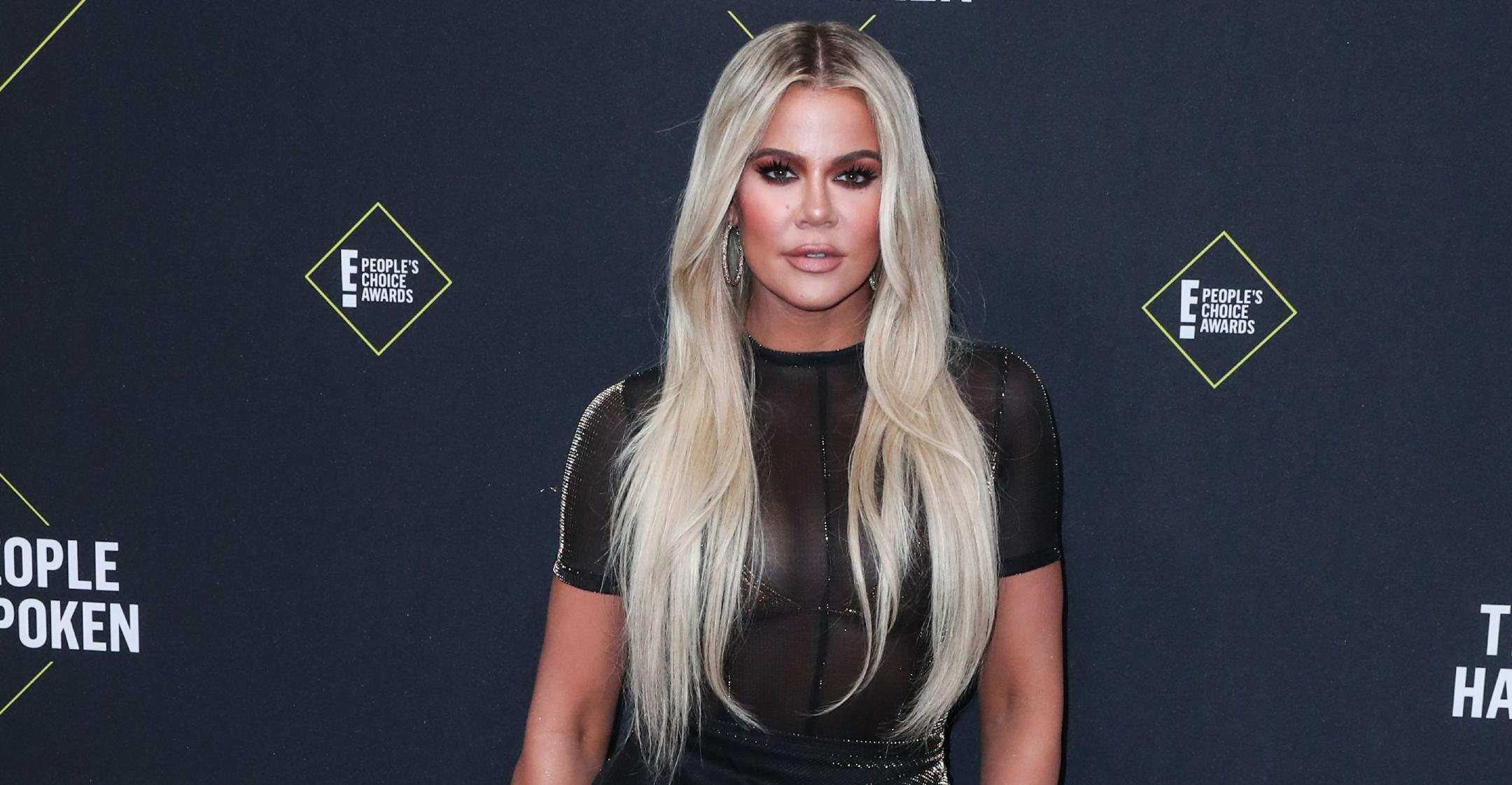 khloe kardashian on responsibility of being vulnerable with fans
