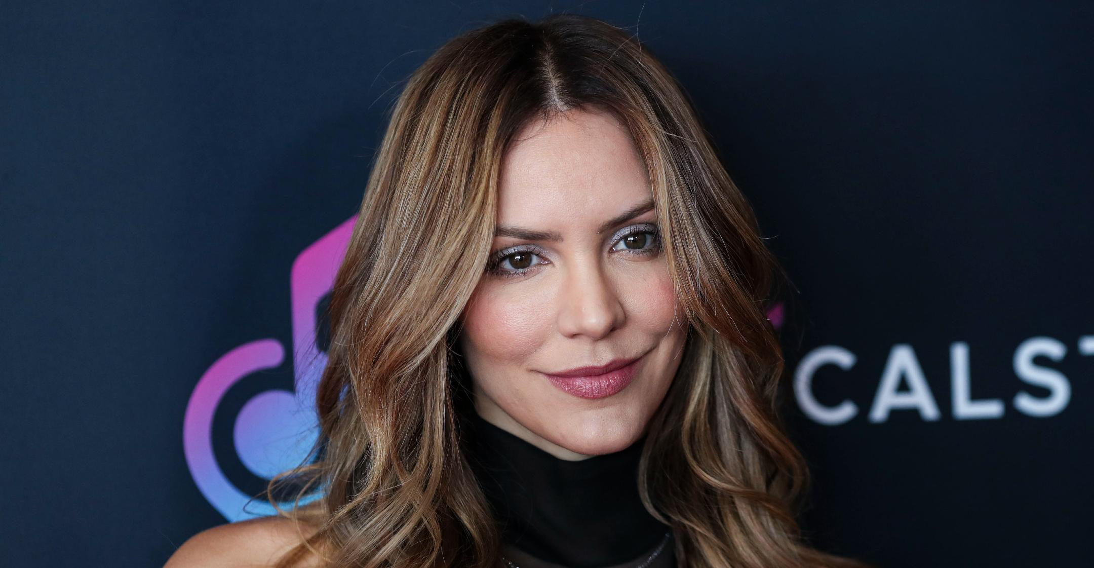 katharine mcphee at peace with body after giving birth