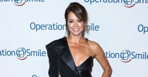 brooke burke start small new workout routine tips