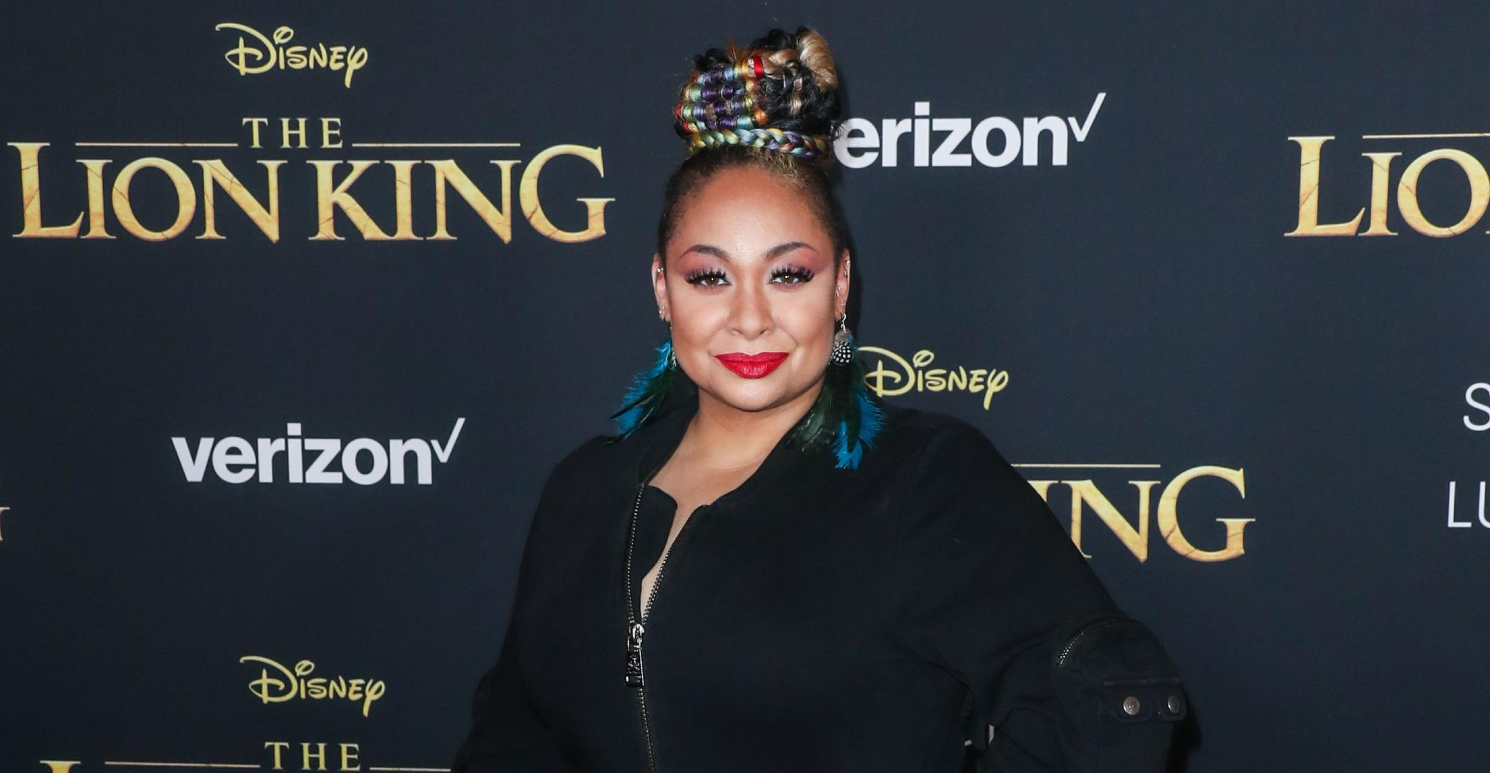 raven symone jokes she has a different face after dropping  pounds