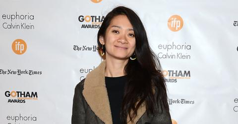 nomadland chloe zhao first asian woman best director golden globes