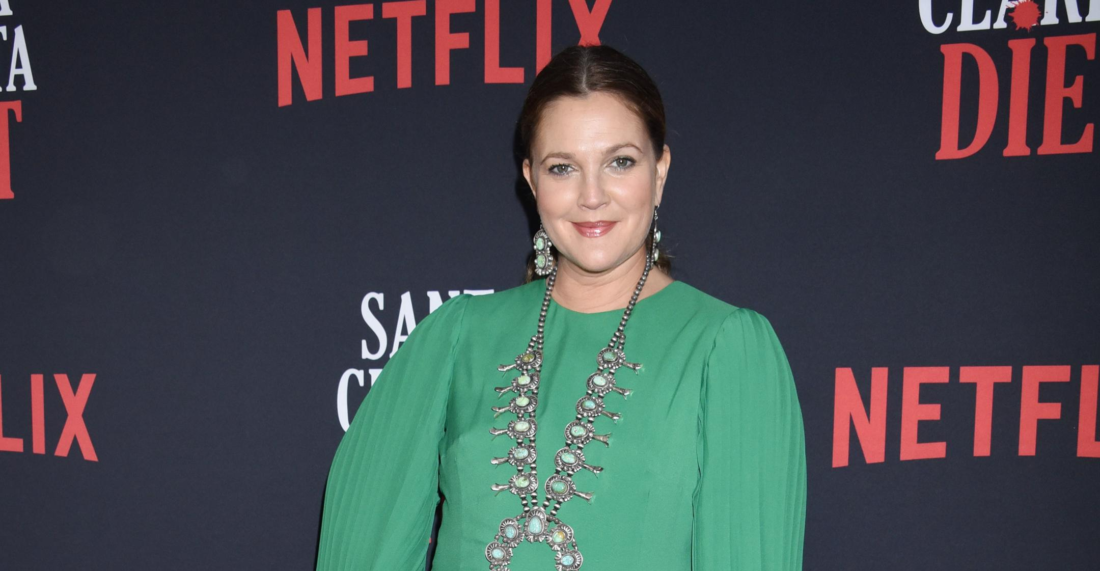 drew barrymore wants her daughters to know shes their parent not their friend