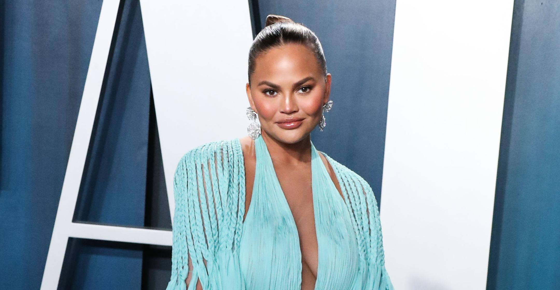 chrissy teigen body paused in time after pregnancy loss