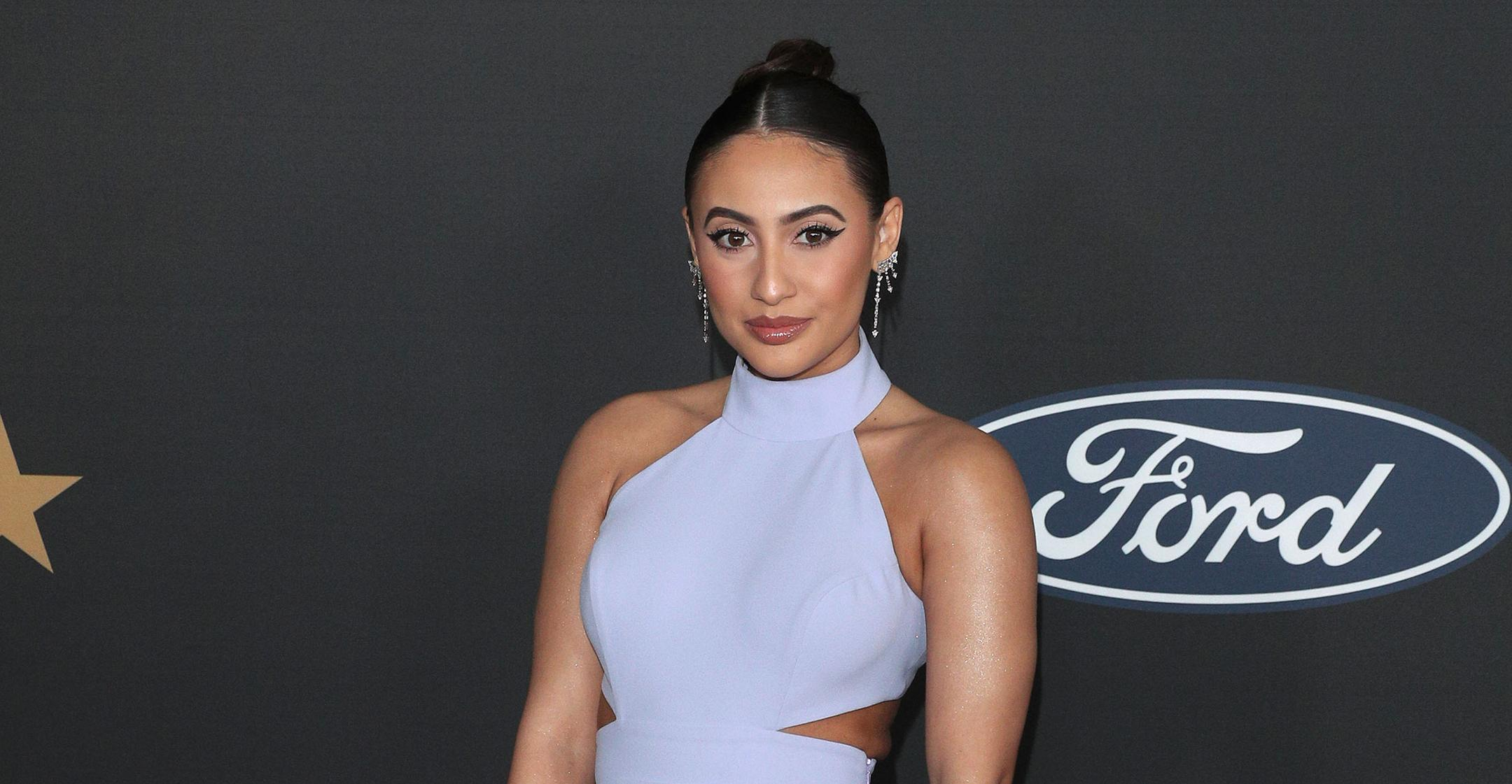 actress francia raisa admits freezing her eggs was draining and rough process
