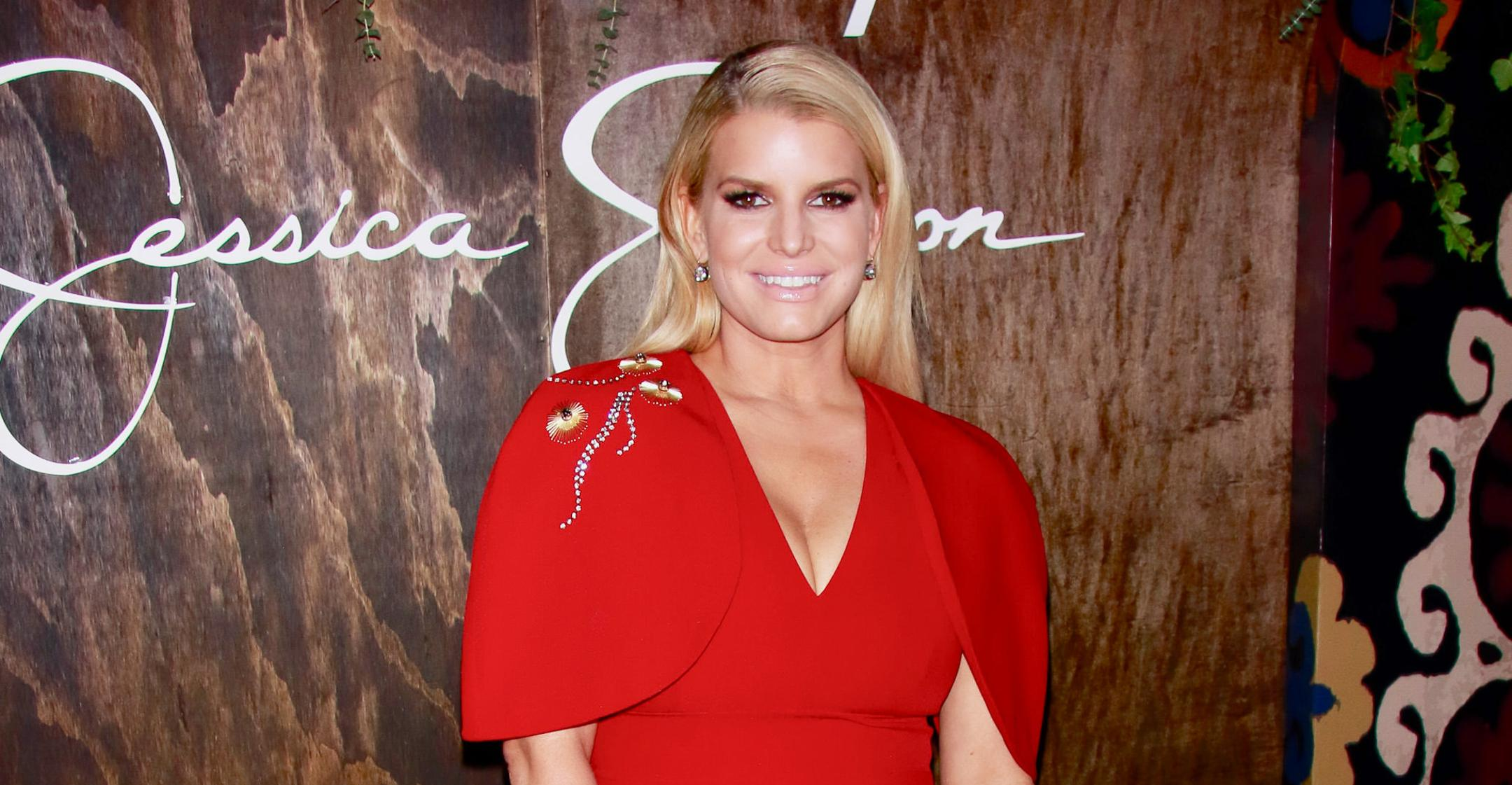 jessica simpson resumed workout routine determined to not let myself down