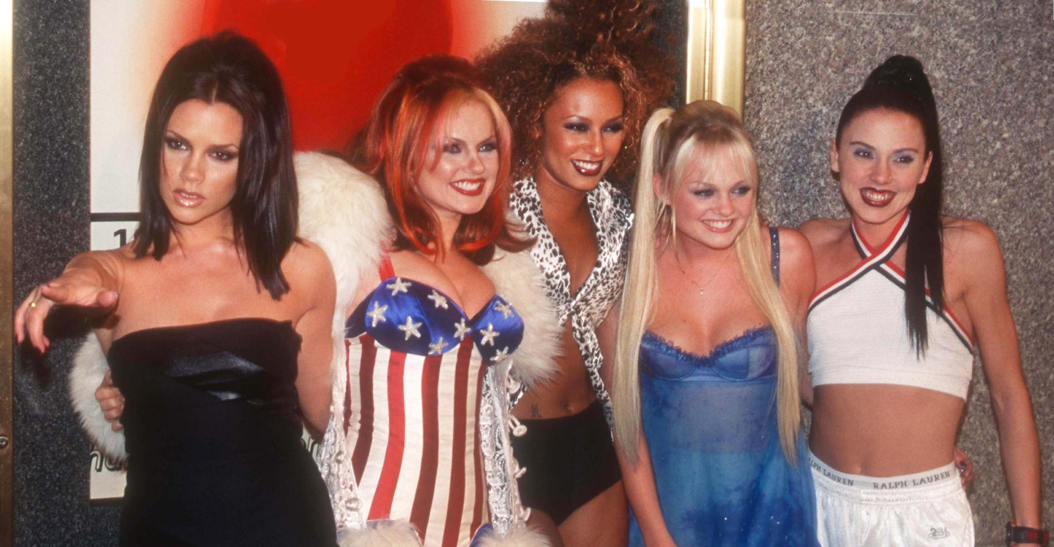 pelotons spice girls themed workout classes