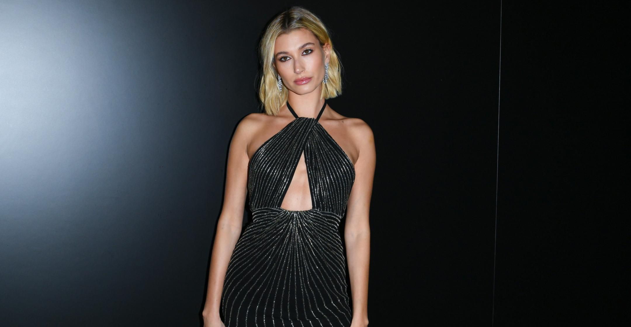 hailey bieber new youtube channel