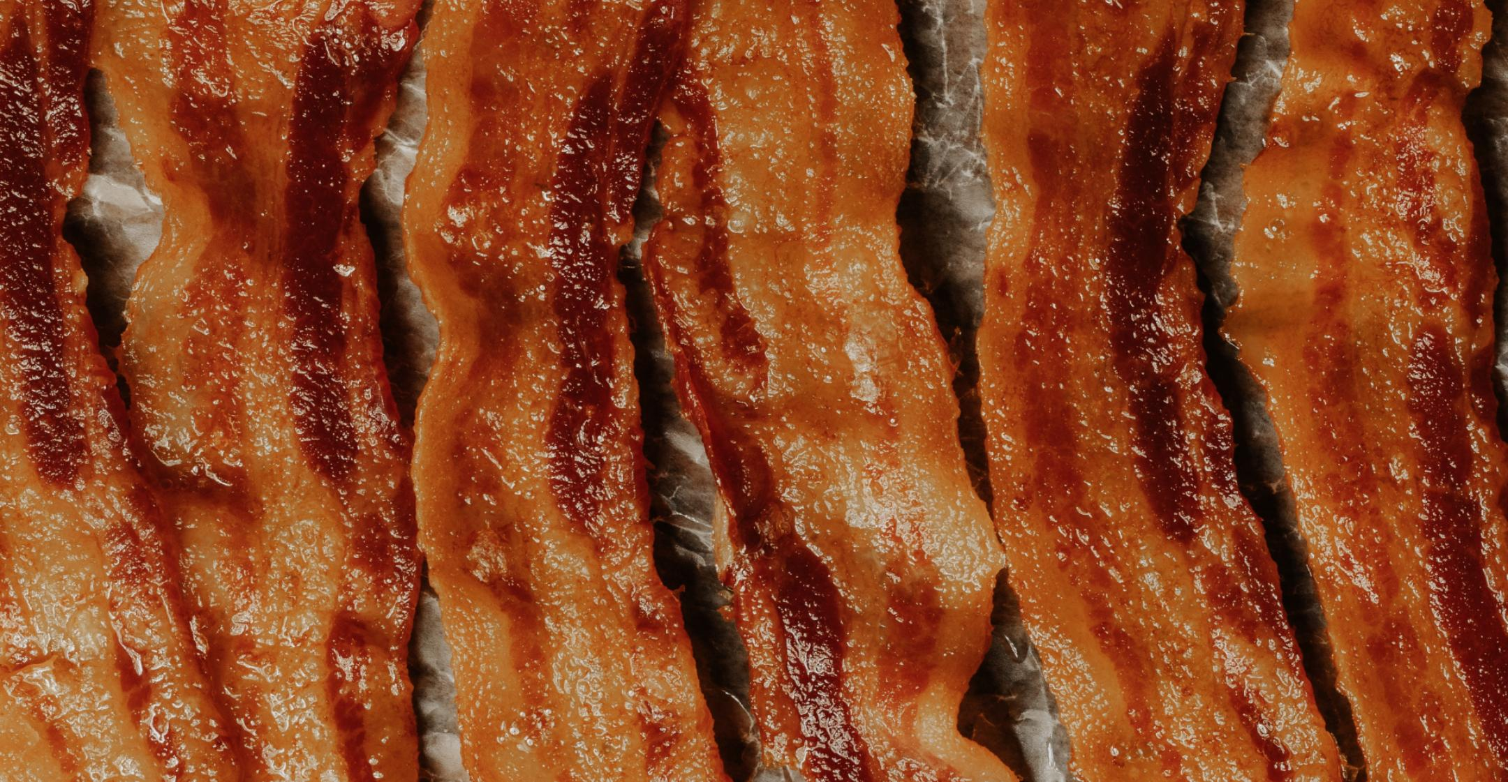 woman behind twisted bacon tik tok demonstrates how to make the trend