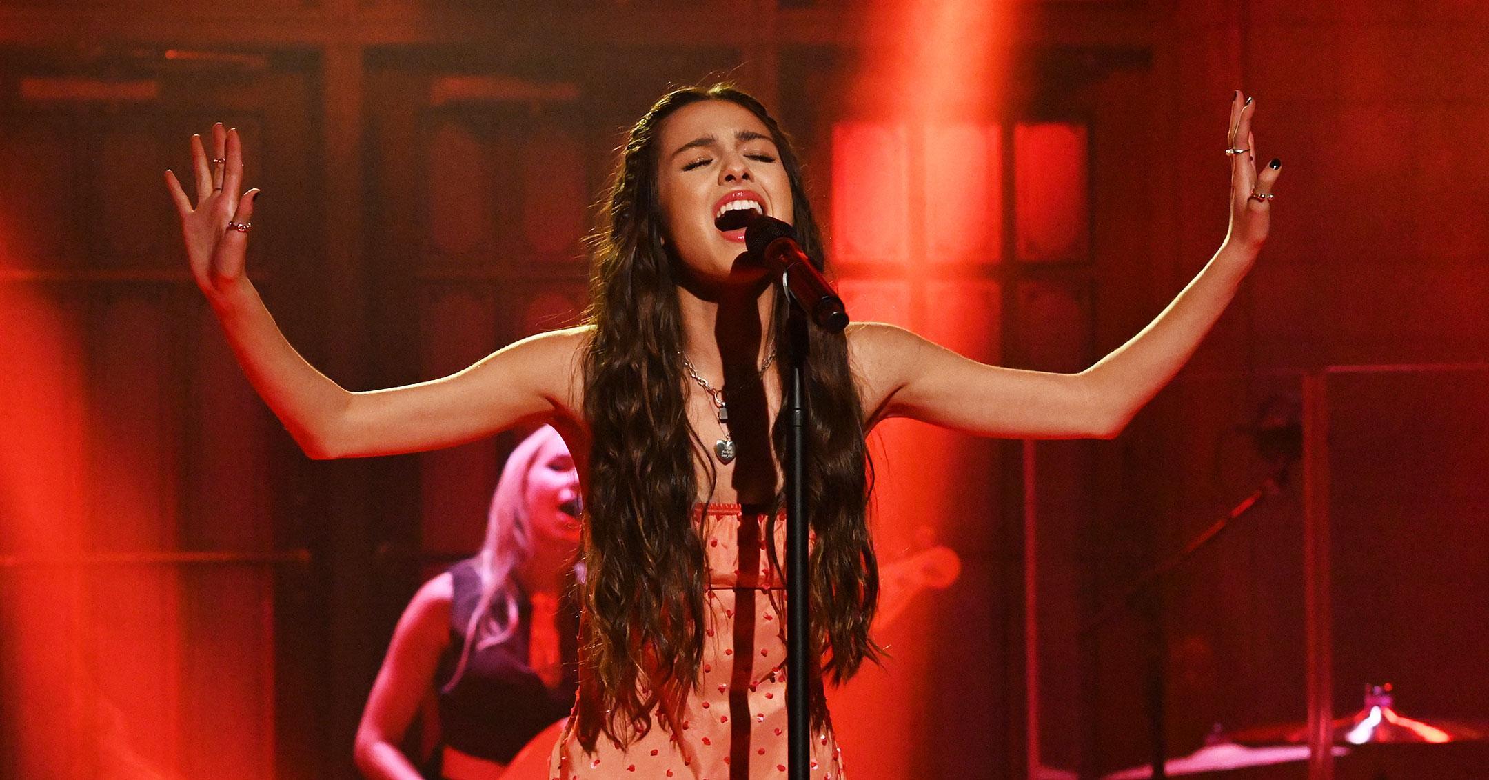 olivia rodrigo isnt afraid to speak her mind in her music mh