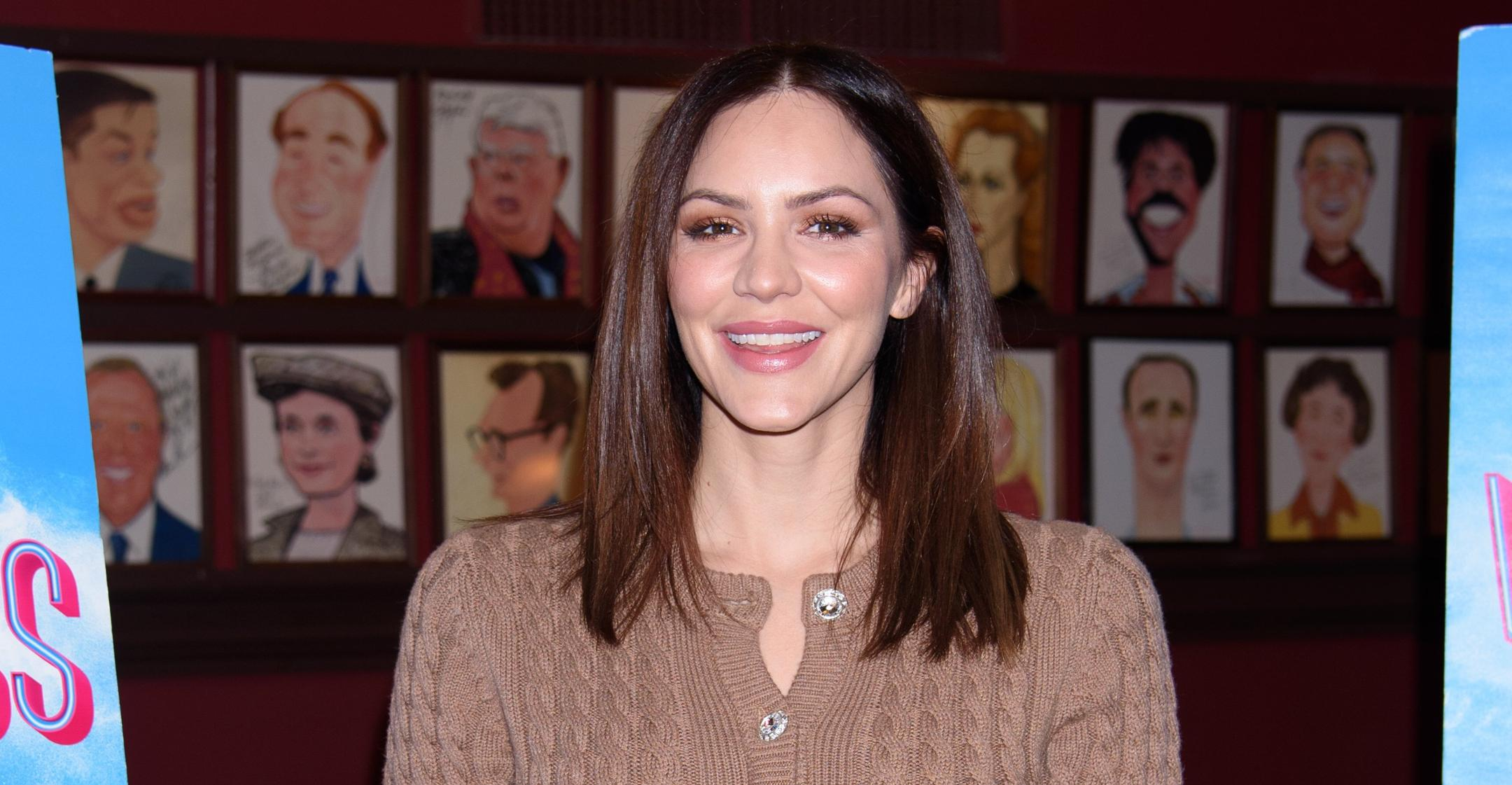 new mom katharine mcphee self care practices help reduce stress stay mentally healthy