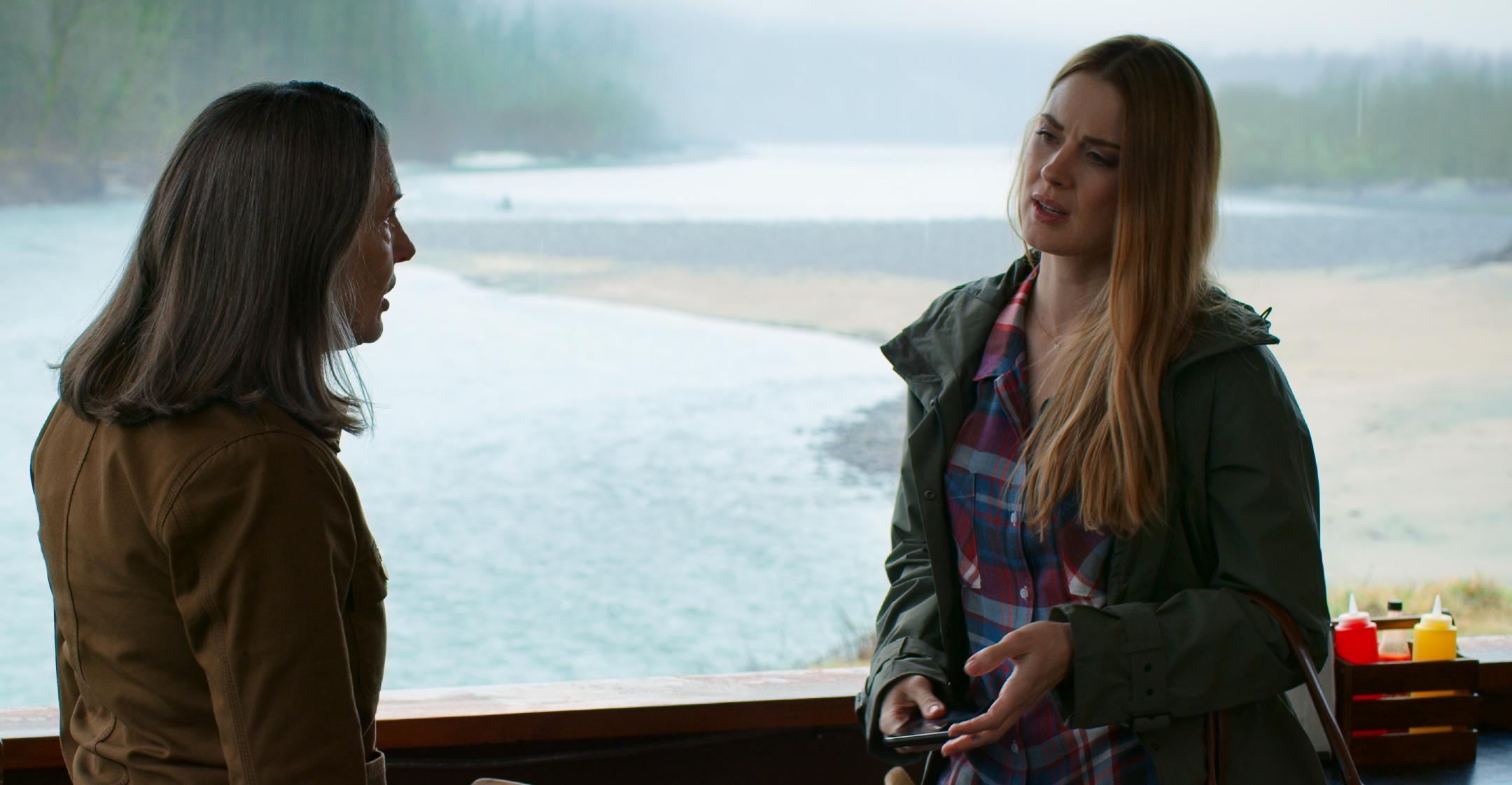 season  of netflixs romantic drama virgin river premiere this summer mh