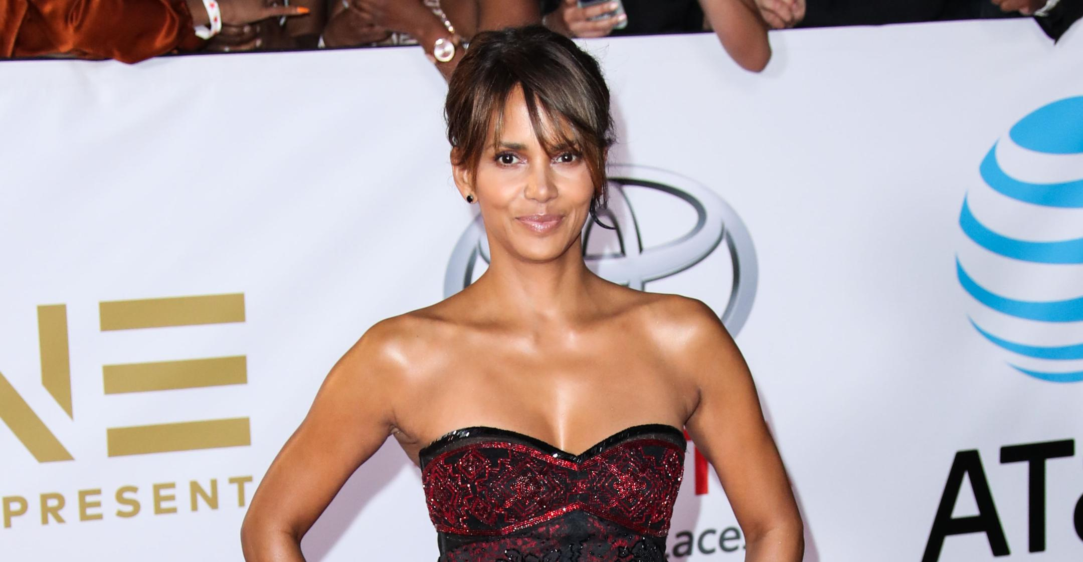 halle berry reveals what keeps her motivated to work out